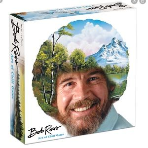 Other - 3 for $30 Bob Ross Art of Chill Game NWOT
